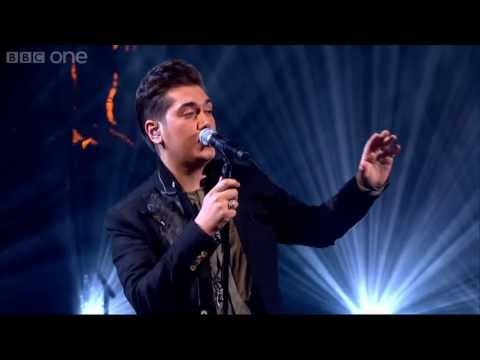 The Voice UK 2013   Karl Michael performs 'A Thousand Years' - The Live Quarter-Finals - BBC One
