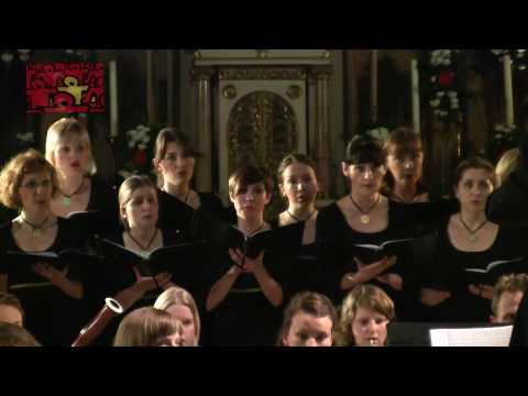 Lauridsen - Lux Aeterna 1/5 - Chamber Choir Ivan Filipovic - Zagreb