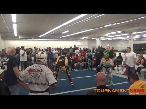 Gina Thornton vs Melanie Ortiz Movado Challenge at New England Open 2014