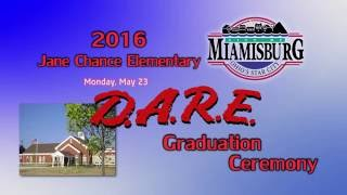 2016 Chance Elementary D.A.R.E. Graduation Ceremony