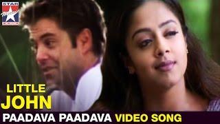 Little John Tamil Movie | Paadava Paadava Video Song | Jyothika | Bentley Mitchum | Star Music India