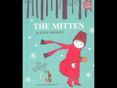 The Mitten by Alvin Tresselt retold by BeachBabyBob