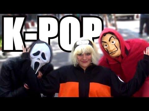 Argentina K POP IN PUBLIC CHALLENGE  - BTS, EXO, TWICE, BLACKPINKESPECIAL HALLOWEEN