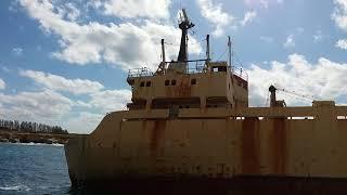 Sea Caves Edro Ship Wreck November 2017