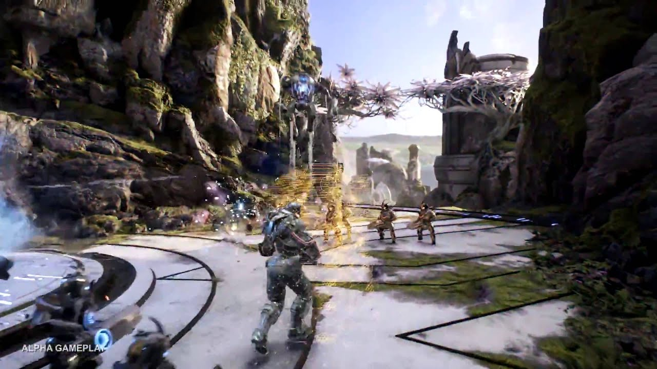 Infinity Sign Wallpaper Hd Paragon Epic Games First Gameplay 1080p 60 Fps