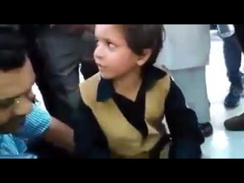 teri ankhon k darya ka utrna b zarori tha Veri little kids by Pakistani Talented Singers