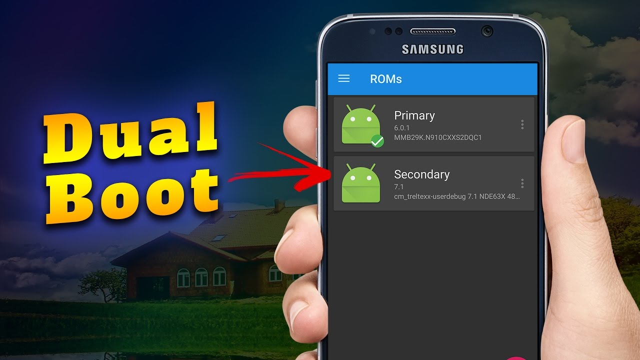 How To Install Multiple ROMs On Your Android Phone | Dual Boot Android