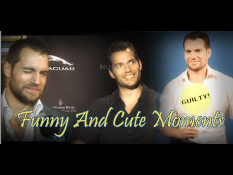 Henry Cavill | Funny and Cute Moments [+2016 ]