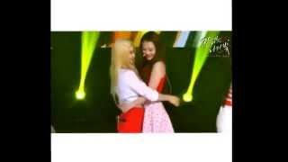 Video f(x) JungLi ALL NIGHT! *the moment* on SBS Inkigayo. download MP3, 3GP, MP4, WEBM, AVI, FLV Agustus 2017