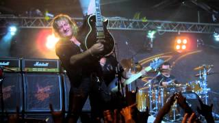 Gotthard Lift U Up 22 09 2012 Milk Moscow Moscow Russia