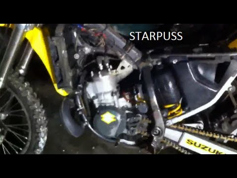 1994 Suzuki RM 250 Starting to Disassemble Her to check out what i