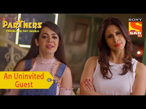 Your Favorite Character | Aisha & Dolly Have An Uninvited Guest | Partners Trouble Ho Gayi Double