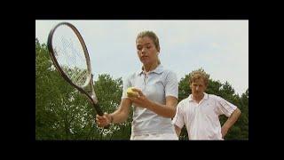 Ausraster beim Tennis - Ladykracher