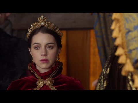 Reign 1x22 Mary claims her right to the English throne