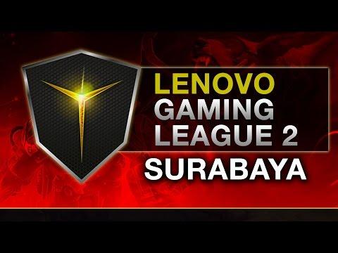 Dota 2 LIVE : LENOVO Gaming League Season 2 - Surabaya