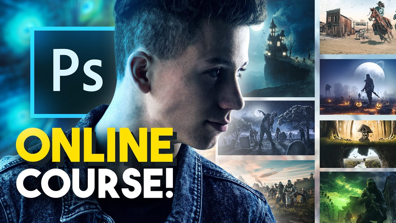 Making a PHOTOSHOP COURSE!? | News and FAQ!