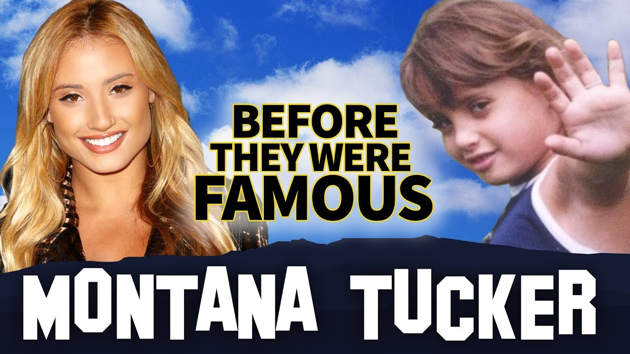 MONTANA TUCKER | Before They Were Famous | Biography