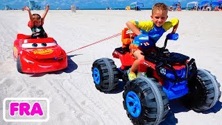 Histoires drôles sur les voitures avec Vlad et Nikita