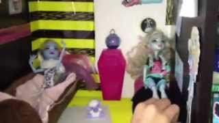 Maison monster high