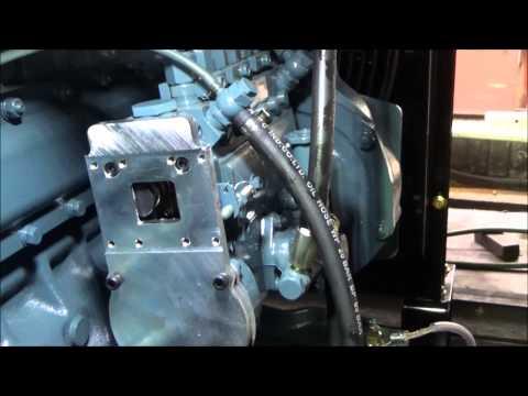 generator with doosan engine 1146