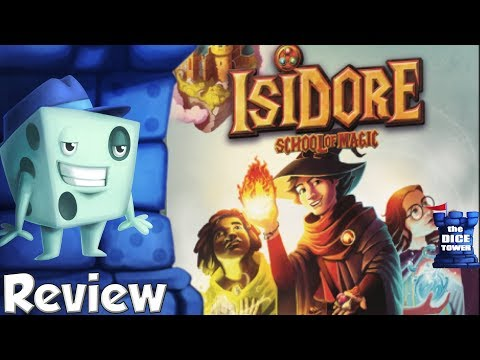 Isidore Review - with Tom Vasel