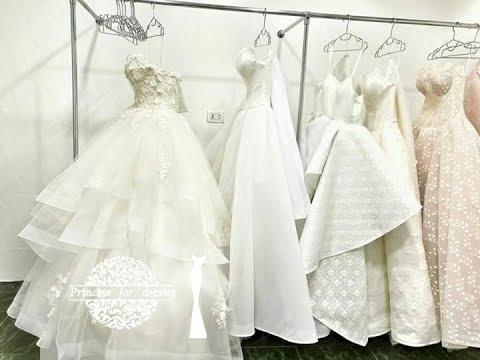 767a90dcf62f1 فساتين الزفاف 2019