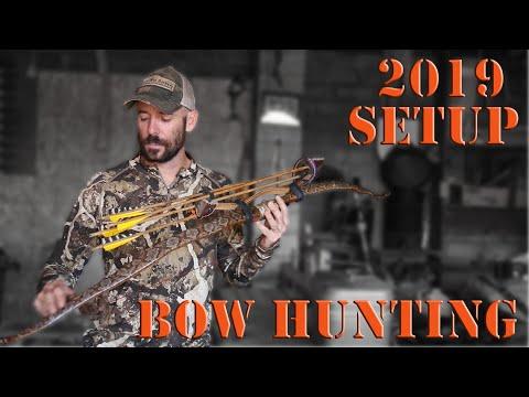 My Traditional Bow Hunting Setup For 2019