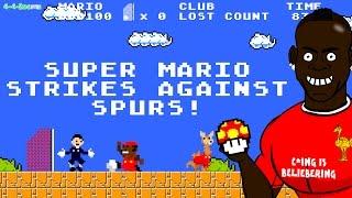 🎉SUPER MARIO BALOTELLI SCORES🎉 Liverpool vs Spurs Cartoon