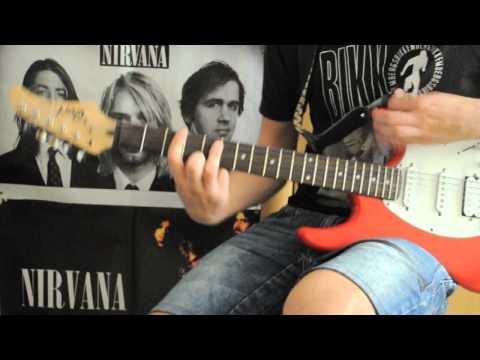 Nirvana -Very Ape (Cover 2013)