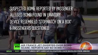 Bomb Scare: Air France jet makes emergency landing in Kenya after terror threat