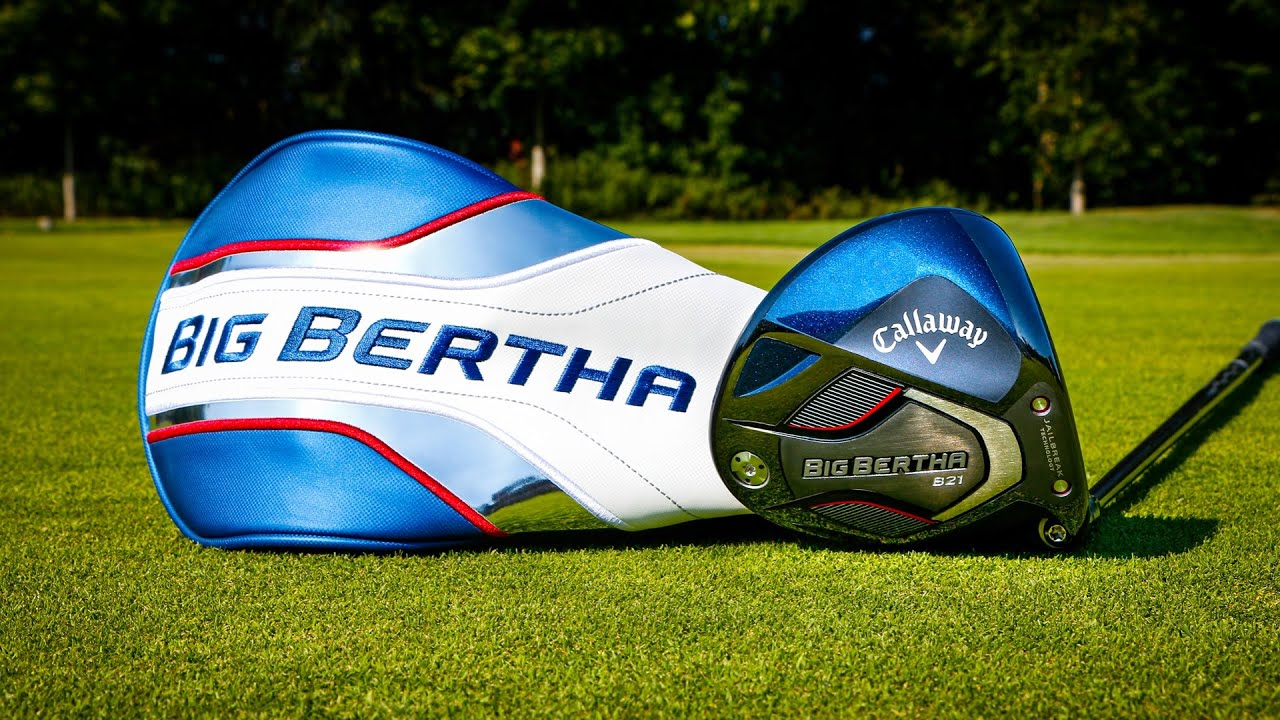 Driver Big Bertha B21