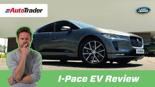 Living with electric vehicles - the Jaguar I-Pace EV400 HSE