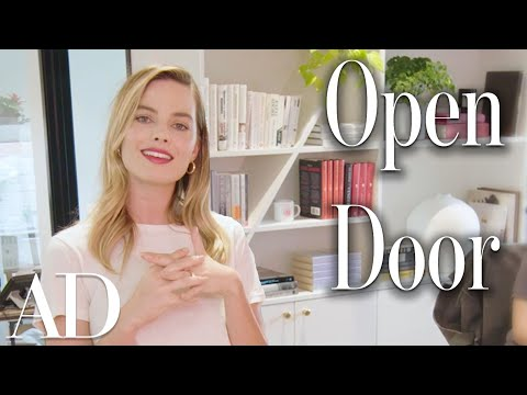 Inside Margot Robbie's Los Angeles Office Space | Open Door | Architectural Digest