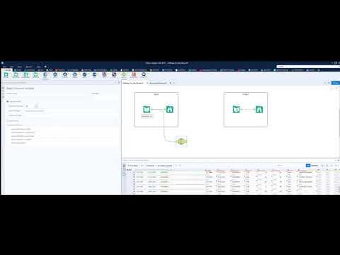 Alteryx weekly challenge week 53 - Parsing Report Formatted Data Intermediate Data Parsing