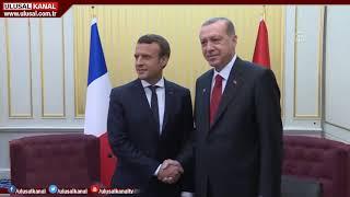 Fransa Cumhurbaşkanı Macron: Yeni ittifaklar kurmalıyız
