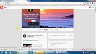 Tăng G+ Siêu tốc cho web