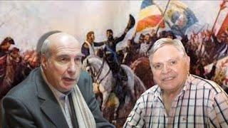 Tito Dómina y Rony Vargas recuerdan la Batalla de Chacabuco