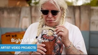 ‪Bight of the Twin - a film by Hazel Hill McCarthy III with Genesis Breyer P-Orridge - MOCAtv