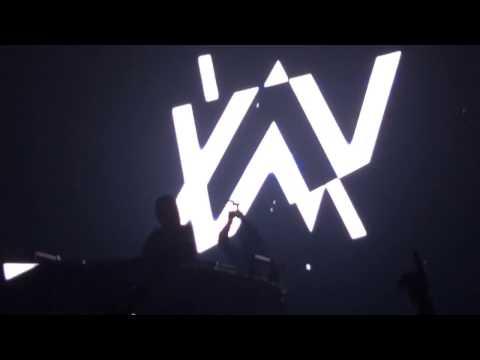 Alan Walker - The Spectre @ The Walker Tour Amsterdam