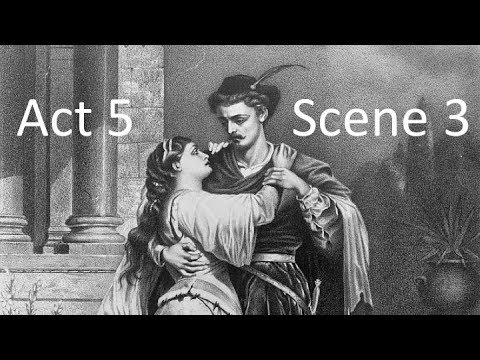 No Fear Shakespeare: Romeo and Juliet Act 5 Scene 3