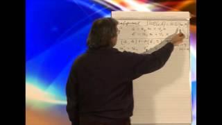 Лекция 68: Расширенный алгоритм Евклида