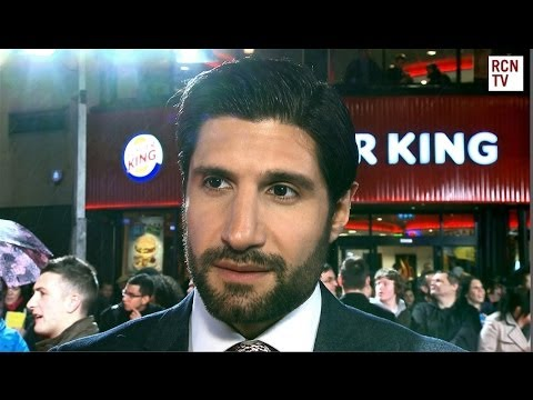 Kayvan Novak Interview Cuban Fury World Premiere