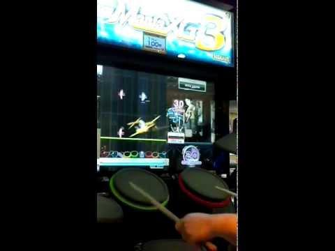 『DrumMania XG3』 White tornado (Trick Trap) (EXPERT)