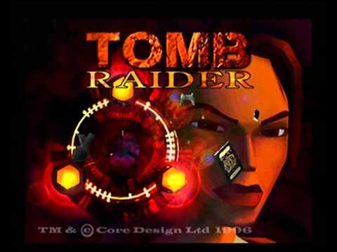 EasyCap USBTV007 USB2.0 video grabber quality test - PS1 Tomb Raider - Composite PAL