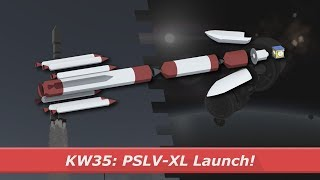 Indian PSLV launched! | C39 IRNSS-1H | kNews W.35/2017