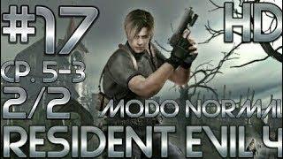 Guia de Resident Evil 4 HD (PS4) | Modo normal | Parte 17 | La Isla | Capítulo 5-3 2/2