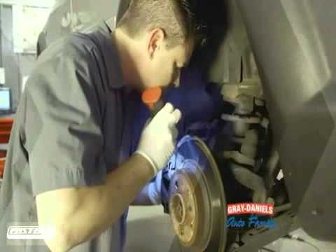 Brakes Replacement Tips From Gray Daniels Nissan Brandon MS Jackson MS    YouTube