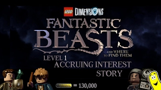 Lego Dimensions: Fantastic Beasts / Accruing Interest STORY - HTG