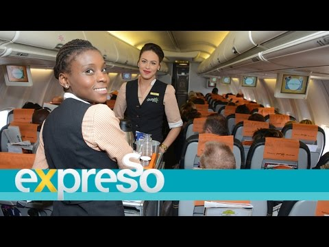 Africa's First Green Commercial  Flight with Mango Airlines