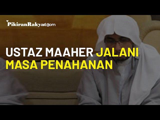 Ditangkap Polisi di Bogor, Ustaz Maaher Menjalani Masa Penahanan di Rutan Salemba